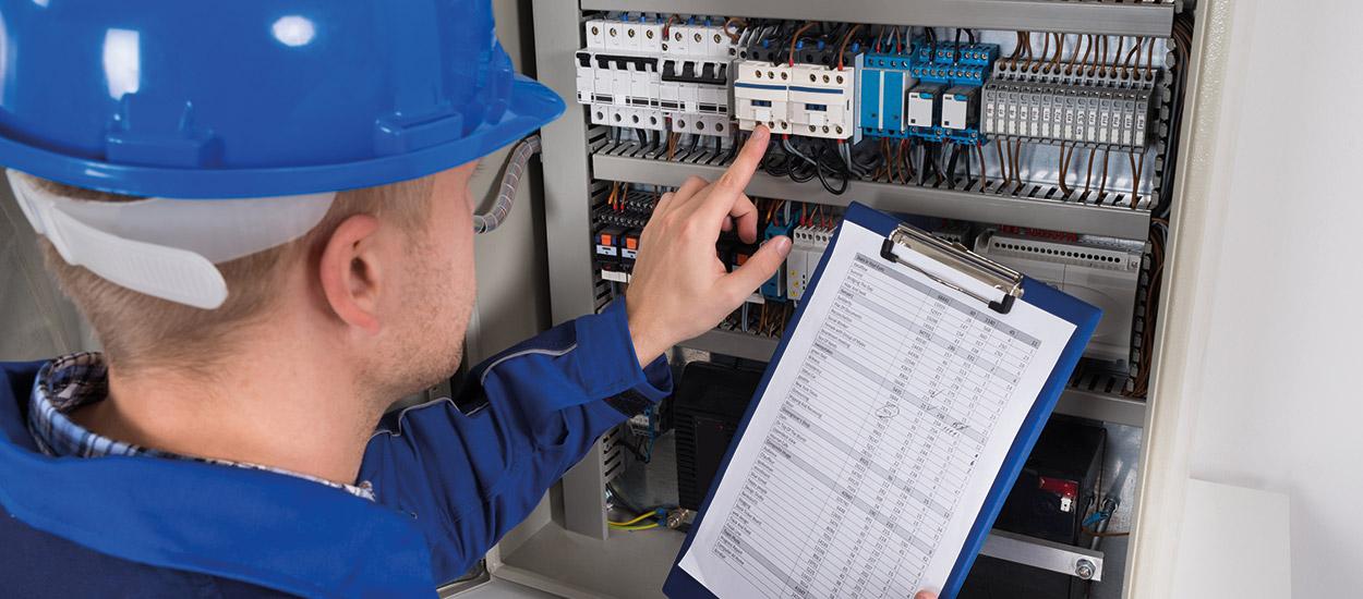 Elektrotechnik Preiß Langenau Leistungen Wartung und Instandhaltung